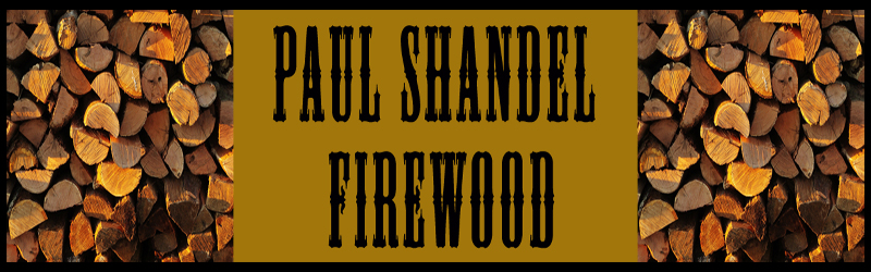 Image Of Paul Shandel Firewood Logo